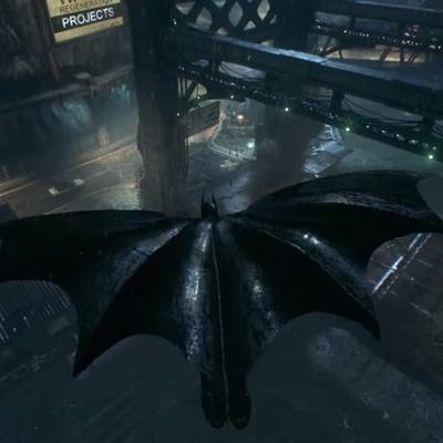 Batman: Arkham Knight - Прохождение - завод Эйс Кемикалс, Идеальное преступление