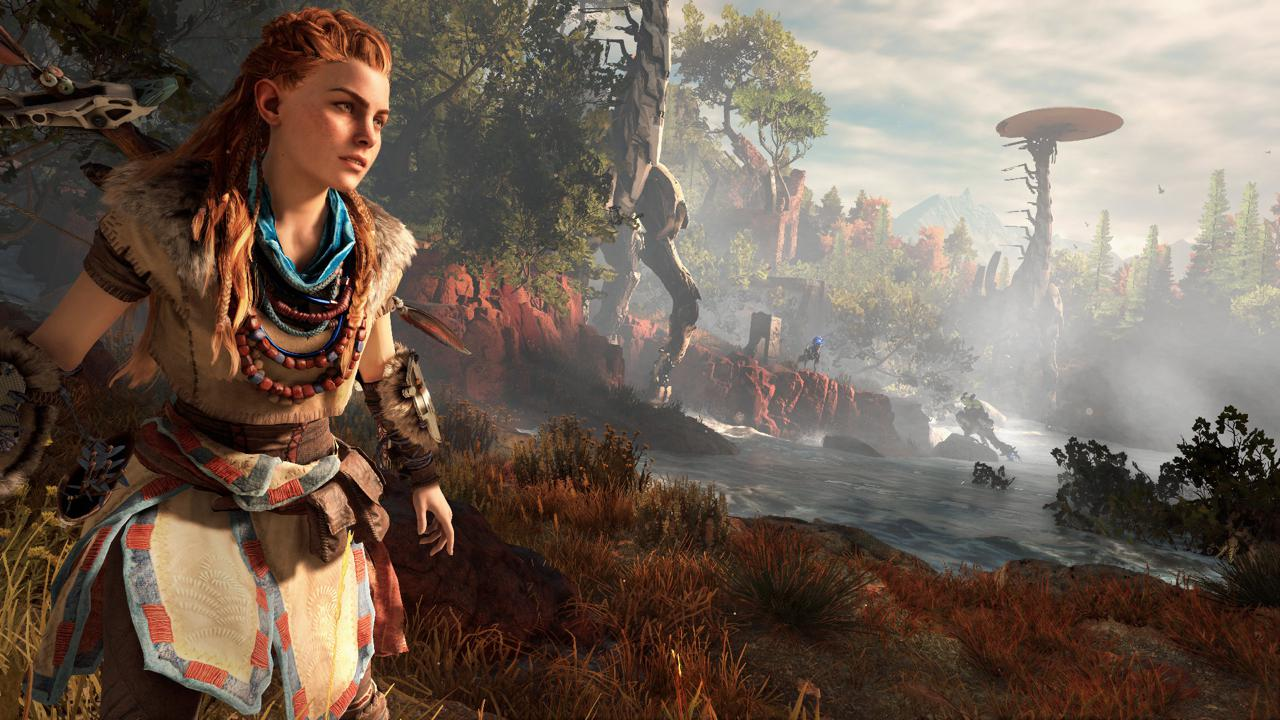 Крафтинг и материалы в игре Horizon: Zero Dawn