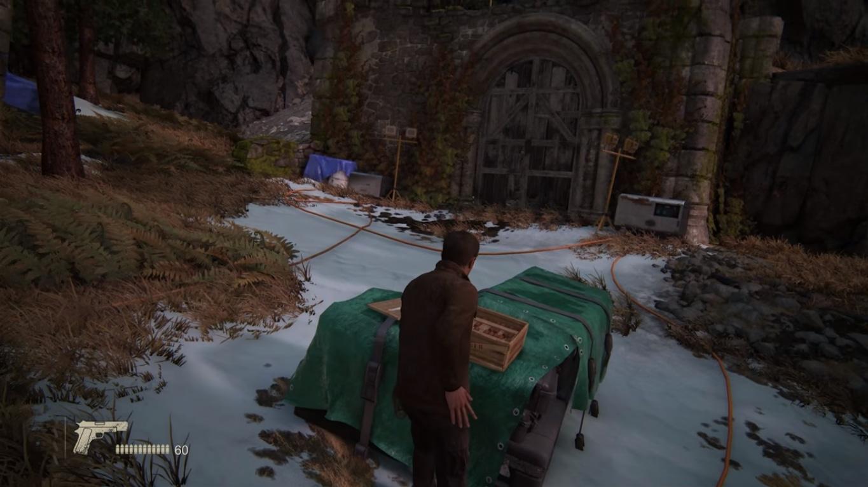 Uncharted 3 прохождение видео игры